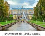 Peterhof  Russia   September 23 ...