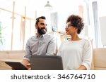 business  startup  technology...   Shutterstock . vector #346764710