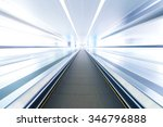 Moving Walkway And Light On...