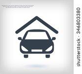 car icon | Shutterstock .eps vector #346803380