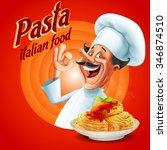 chef banner | Shutterstock .eps vector #346874510