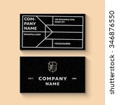 Vector Trendy Business Card...