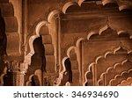 delhi  india   01 dec 2012 ... | Shutterstock . vector #346934690