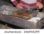 barbecue | Shutterstock . vector #346944299