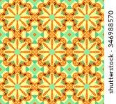 universal vector seamless... | Shutterstock .eps vector #346988570