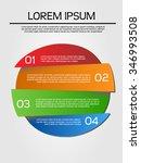 infographic  eps10  vector... | Shutterstock .eps vector #346993508