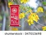 decoration item for lunar new... | Shutterstock . vector #347013698