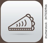 icon pie   Shutterstock .eps vector #347030966