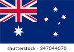 australia  australian  aussie... | Shutterstock .eps vector #347044070