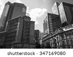 frankfurt  hesse february 12  ... | Shutterstock . vector #347169080