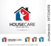 house care logo template design ...