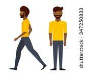 avatar person design  vector...   Shutterstock .eps vector #347250833