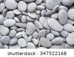 Spa Stones  Sea Beach. Coast.