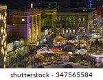 hannover  germany   december 04 ...   Shutterstock . vector #347565584