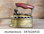 Vintage Flat Iron Made Of...