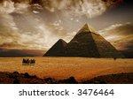 pyramids | Shutterstock . vector #3476464