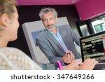 customer in the shop | Shutterstock . vector #347649266