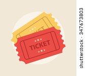 Ticket Icon Vector Illustration ...