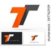 Letter T Logo Design   Vector...