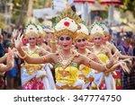 bali  indonesia   june 13  2015 ... | Shutterstock . vector #347774750