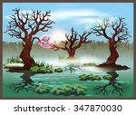 stylized vector illustration...   Shutterstock .eps vector #347870030