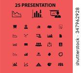 presentation  chart  diagram ... | Shutterstock .eps vector #347962928