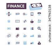 finance  bank  credit  savings  ...   Shutterstock .eps vector #347963138