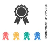 award icon   Shutterstock .eps vector #347997818