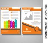 brochure flyer design layout...