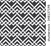 abstract repeatable pattern... | Shutterstock .eps vector #348137198