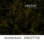 Vector Yellow Abstract...