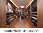 Wide Dressing Room  Interior O...