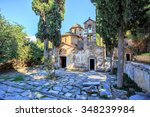 Old Byzantine Monastery In...