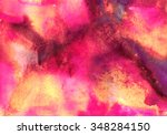 Watercolor Wash Background. In...
