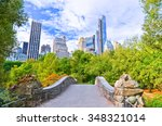 View Of Central Park In New...