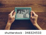 i love my family  close up top... | Shutterstock . vector #348324533