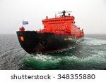 Arctic Ocean  Russia   July 11...