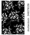 vector pattern of carpet | Shutterstock .eps vector #348378158