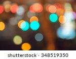 Light Blur For Background