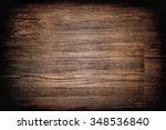 wooden background  | Shutterstock . vector #348536840