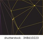 abstract colorful outline of... | Shutterstock .eps vector #348610223