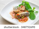 spicy fish canned sardines...