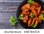 Homemade Cooked Sweet Potato...