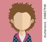 avatar icon | Shutterstock .eps vector #348827948