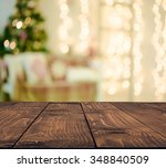 christmas holiday background... | Shutterstock . vector #348840509