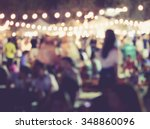 festival event party with... | Shutterstock . vector #348860096