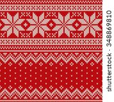 Winter Holiday Sweater Design....
