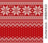 winter holiday sweater design....