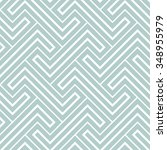 the geometric pattern by lines .... | Shutterstock . vector #348955979