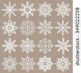 Snowflakes Vector   Christmas